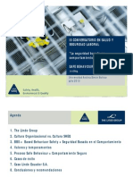 La Seguridad Basada en Comportamientos Tha Linde Group.pdf