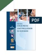 Guia Atencion Recien Nacido Peru