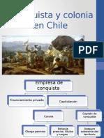 Conquista y Colonia de Chile (1)
