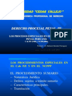2014- CLASE 4 -UCV Proceso Sumario .