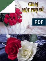 Gia Tri Cua Nguoi Phu Nu