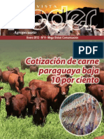 PODER AGROPECUARIO - GANADERIA - N 9 - ENERO 2012 - PARAGUAY - PORTALGUARANI