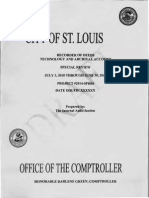 STL Comptroller Audit Draft