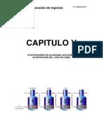 Capitulo IV - Evaporacion en Un Ingenio Azucarero