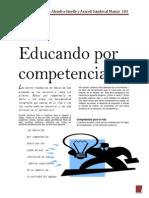 Educando Por Competencias
