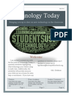 bethannes technology newsletter