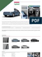 Prius Plug in US