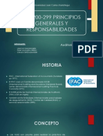 Nia 200-299 Principios Generales y Responsabilidades