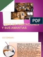 Tipos de Habitaciones y sus Amenities.pptx