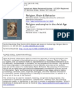 Religion and Axial Age