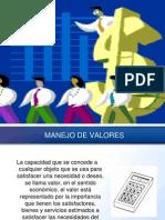 COMPETENCIA MANEJO DE VALORES .pptx