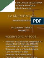La Modernidad Psico 2014