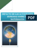 2da INV DOCUMENTAL Impacto Humano a Naturaleza