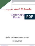 Hippo and Friends Level1 Elementary Teachers Book Frontmatter