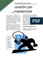 Educacion Por Copetencias Lupita Morelos