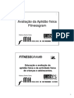 Programa Fitnessgram