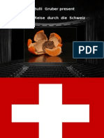 Schweizerreise 2012