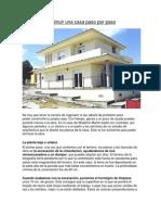 Construir Una Casa Paso Por Paso