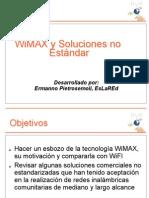 Wimax y Soluciones No Estandar