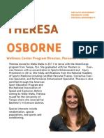 Theresa Osborne