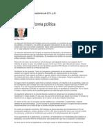 Valadés Diego, Contrareforma Política, 2 Sep 2014