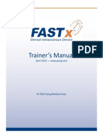FASTx Trainers Manual(1)