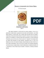 A Propósito de Bizancio y La Transmisión de La Cultura Clásica