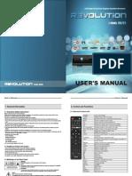 Galaxy 60 Manual
