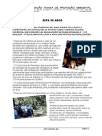 Associação Ituana de Proteção Ambiental - 20ANOS