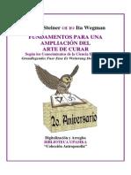 Steiner-Wegman_Fundamentos Arte Curar