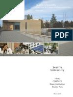 Seattle University MIMP