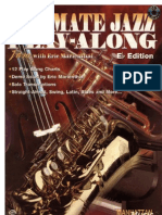 Ultimate Jazz - Play Along