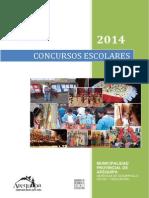 Bases de Los Concursos Escolares Municipalidad Provincial y Ugel Sur II Fase 2014