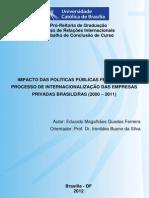 Politicas Publicas Para Internacionalizacao de Empresas-libre