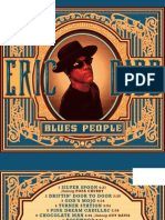 Eric Bibb - Blues People [CD Liner Notes]