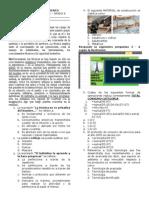 Prueba de Conocimiento 8° Tecnología e informatica