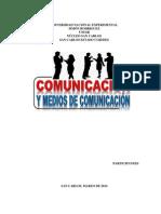 Comunicación (Monografía-genito) (Autoguardado)