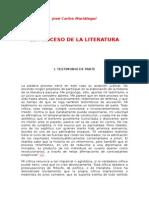 El Proceso de La Literatura-José Carlos Mariategui.