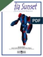 Zodia Sunset RPG