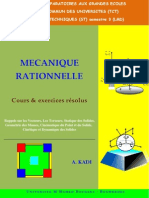 MECANIQUE rationnelle kadi ali.pdf
