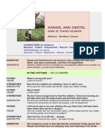 hansel and Gretel and story bilingual