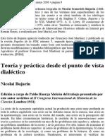 Nicolai Bujarin - Teoría y práctica desde el punto de vista dialéctico.pdf