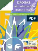 2011 Guía Junta Nacional de Drogas