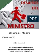 Desafios Del Ministro