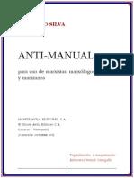 Ludovico Silva - Anti-Manual para marxistas, marxólogos y marxianos.pdf