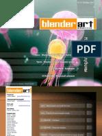 """BlenderArt №24 """"Из самой глубины"""" (ноябрь 2009, русский)"""