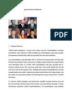Mengenal Gaya Kepemimpinan Presiden Di Indonesia