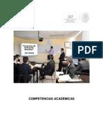 Competencias Academicas