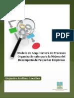 Modelo de la Arquitectura Organizacional