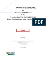 TMDL Report FtLoudounSed